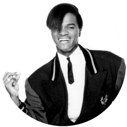 Icon Jermaine Stewart