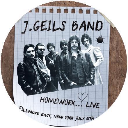Icon J. Geils Band