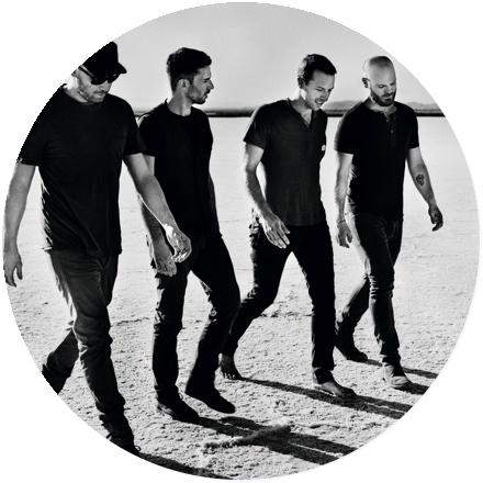 Icon Coldplay