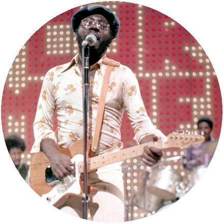 Icon Curtis Mayfield