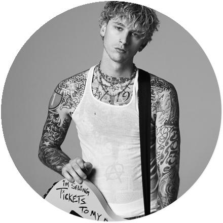 Icon Machine Gun Kelly