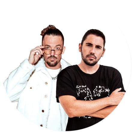 Icon Dimitri Vegas & Like Mike