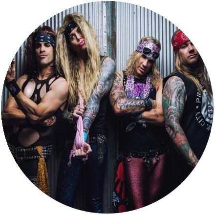 Icon Steel Panther
