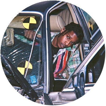 Icon A$AP Rocky