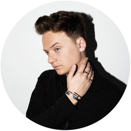 Icon Conor Maynard
