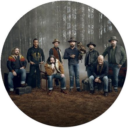 Icon Zac Brown Band