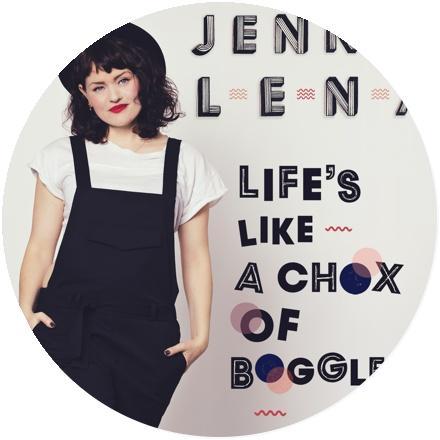 Icon Jenny Lane