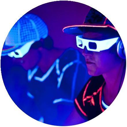 Icon Laserkraft 3D