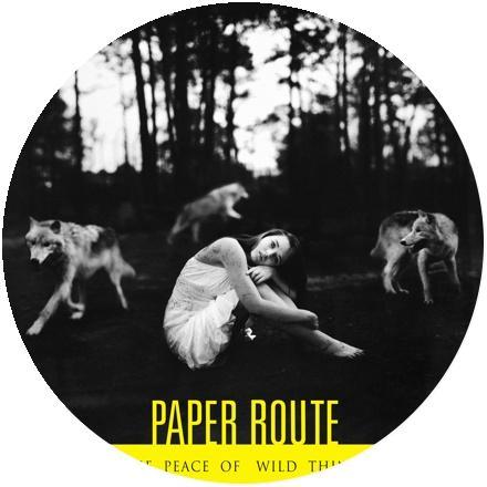 Icon Paper Route
