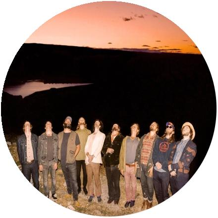 Icon Edward Sharpe and the Magnetic Zeros