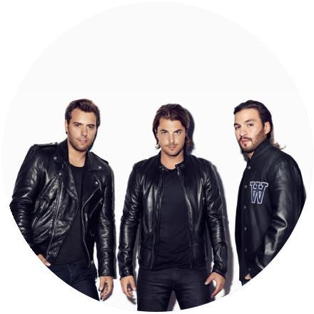 Icon Swedish House Mafia