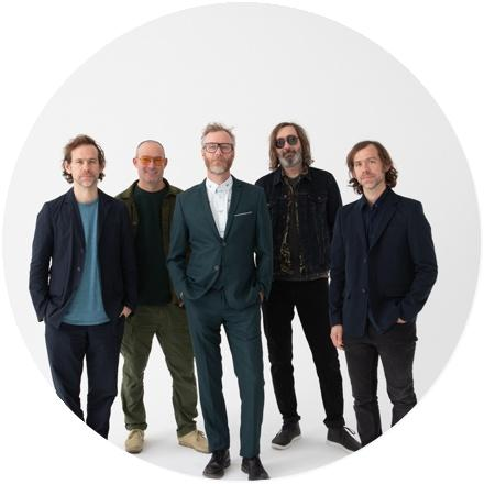 Icon The National