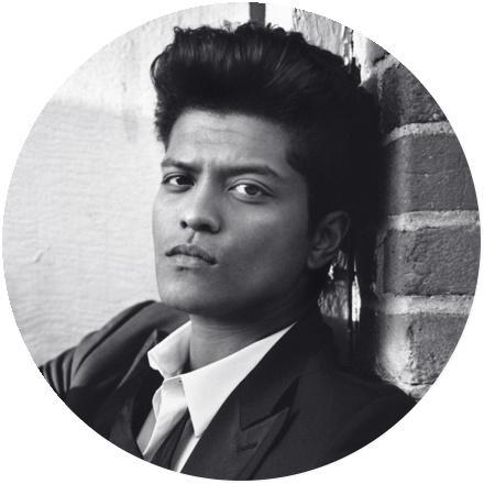 Icon Bruno Mars