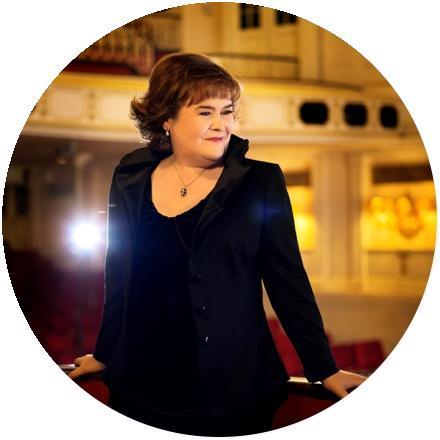 Icon Susan Boyle