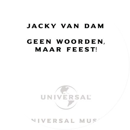 Icon Jacky van Dam