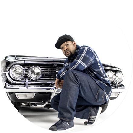 Icon Ice Cube