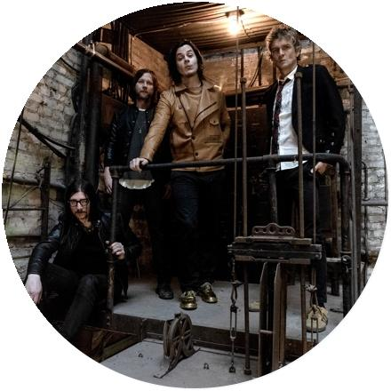 Icon The Raconteurs