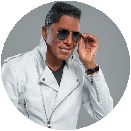 Icon Jermaine Jackson