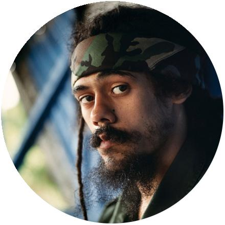 Icon Damian Marley