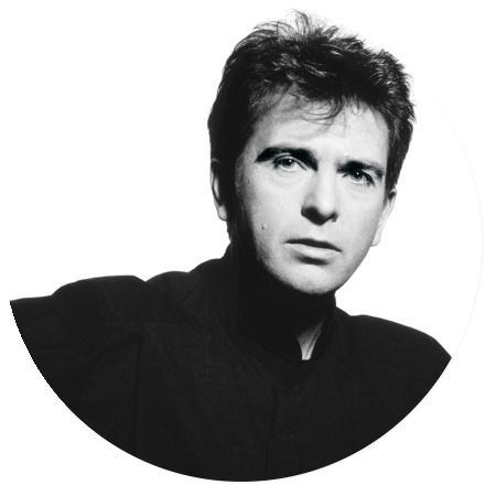 Icon Peter Gabriel
