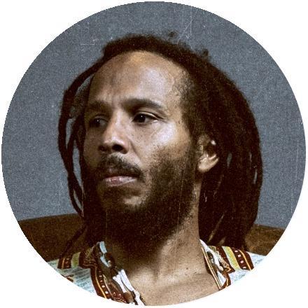 Icon Ziggy Marley