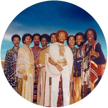 Icon Earth Wind And Fire