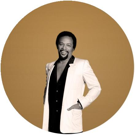 Icon Quincy Jones