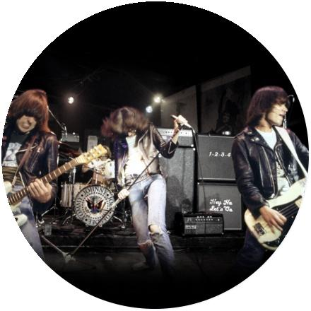 Icon The Ramones