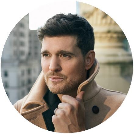 Icon Michael Buble