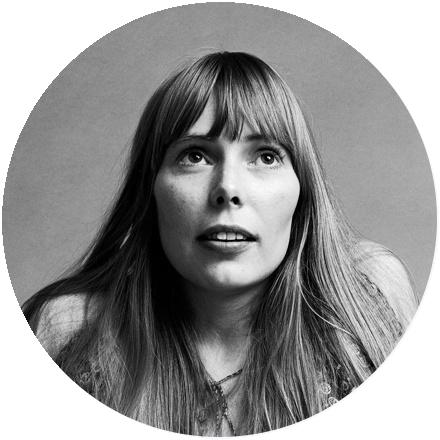 Icon Joni Mitchell