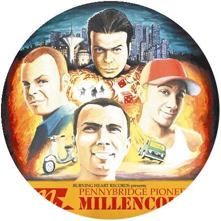 Icon Millencolin
