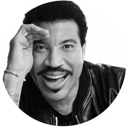 Icon Lionel Richie