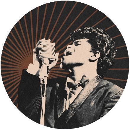 Icon James Brown