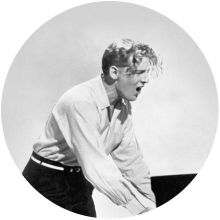 Icon Jerry Lee Lewis