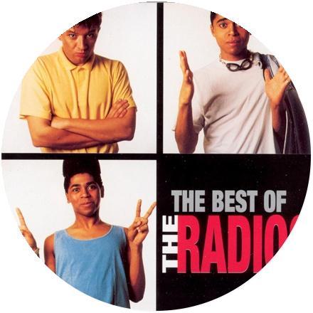 Icon The Radio's