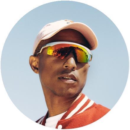 Icon Pharrell Williams