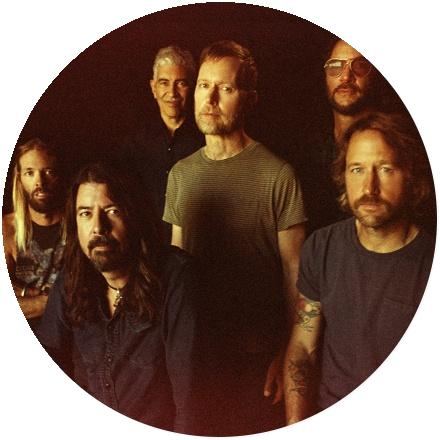Icon Foo Fighters
