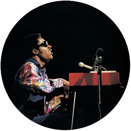 Icon Stevie Wonder