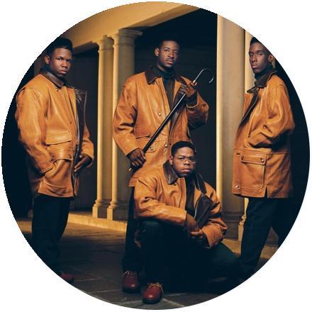 Icon Boyz II Men