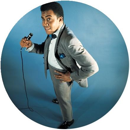 Icon Jimmy Ruffin
