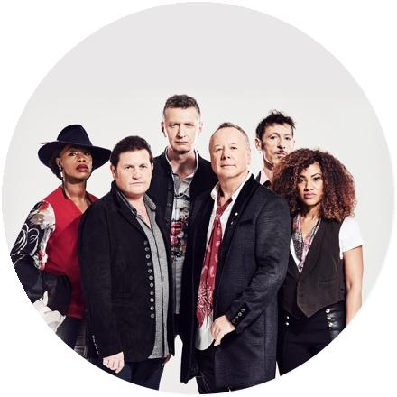 Icon Simple Minds
