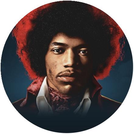 Icon Jimi Hendrix