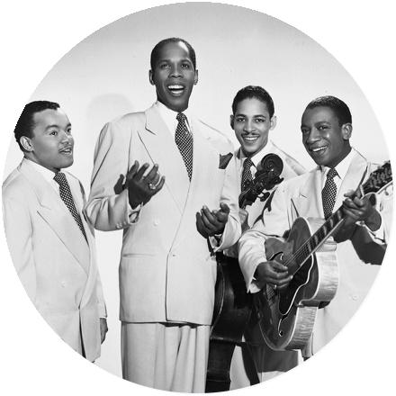 Icon Ink Spots