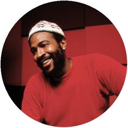 Icon Marvin Gaye