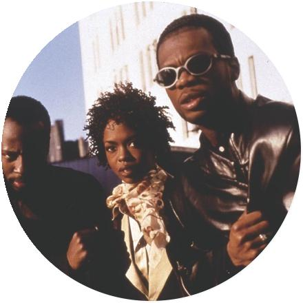 Icon Fugees