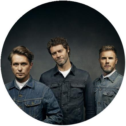 Icon Take That