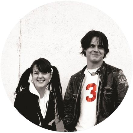 Icon The White Stripes