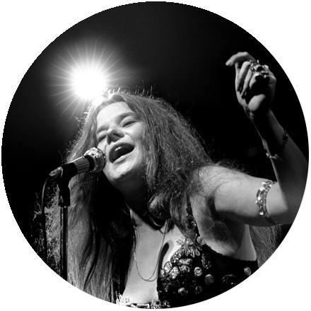 Icon Janis Joplin