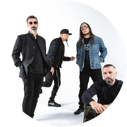Icon System of a down