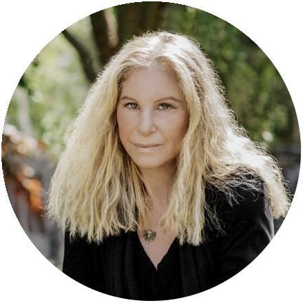 Icon Barbra Streisand
